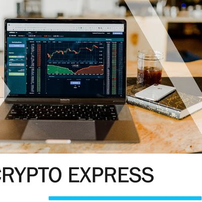 Crypto Express Webinar  Sao Paulo