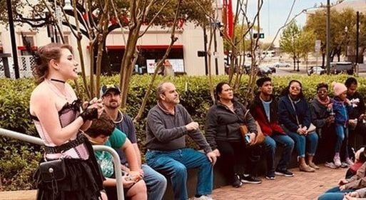 Haunted Houston Ghost Walking Tour   Event in Houston   AllEvents.in