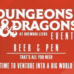 Dungeons & Dragons at Brewdog Leeds