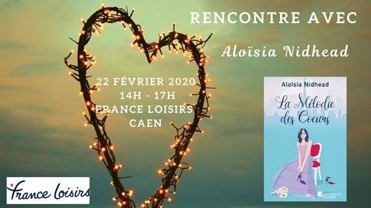 Rencontre Avec Alosia Nidhead - Caen