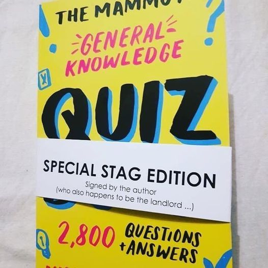 The Stag Inn Monday Night Quiz | Event in Hastings | AllEvents.in