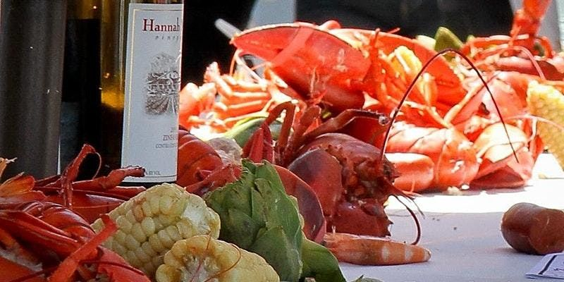Lobster Feed in the Vineyards | Event in Brentwood | AllEvents.in