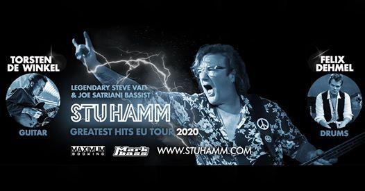 Stu Hamm - ber Hits Tour