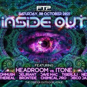 Inside Out ft. Headroom vs. Itone Dave Mac Deliriant & Roommush
