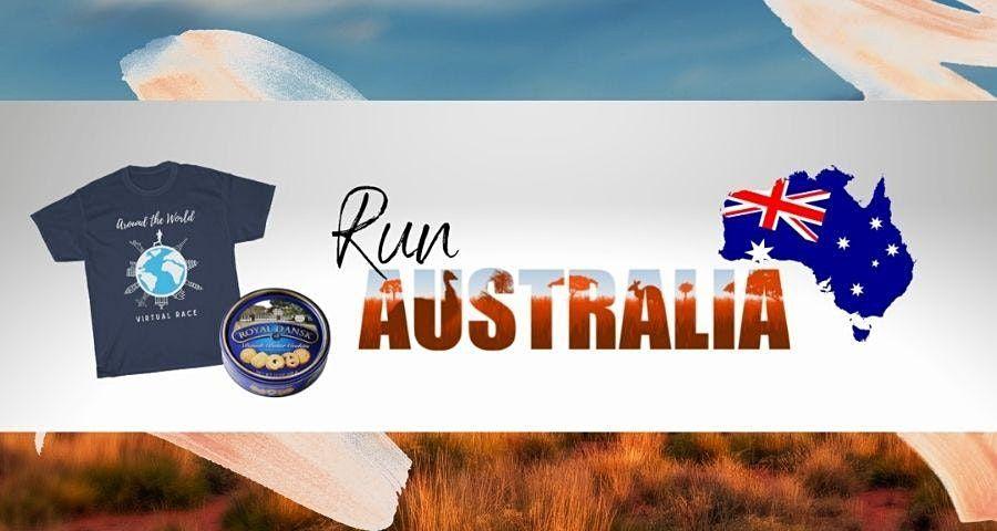 Run Australia Virtual Run | Online Event | AllEvents.in