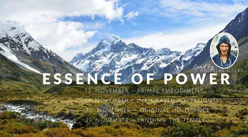 Essence of Power Series - Andreas Dreki