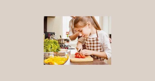 Online Class Lets Make Dinner (Ages 6-15)
