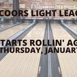 Coors Light Bowling League