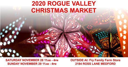 Christmas Concerts 2020 Rogue Valley Oregon Rogue Valley Christmas Market 2020, Rogue Valley Christmas Market
