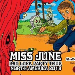 Miss June at Velvet Underground  Oct 19