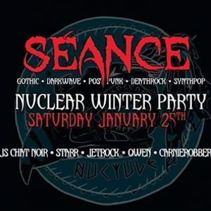 Club Sance Nuclear Winter Party