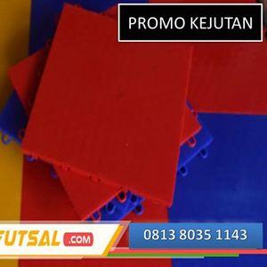 Pabrik Lantai Interlock Futsal Call  0813 8035 1143