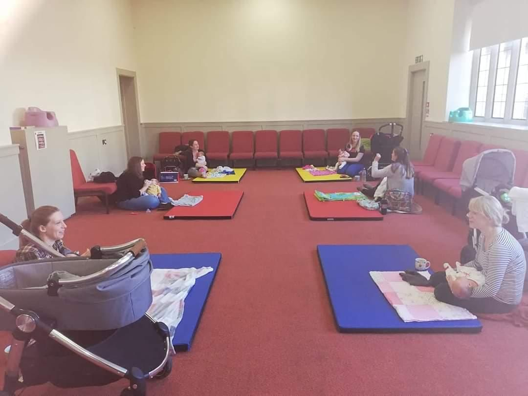 St Chads baby group, 10 March | Event in Stockport | AllEvents.in