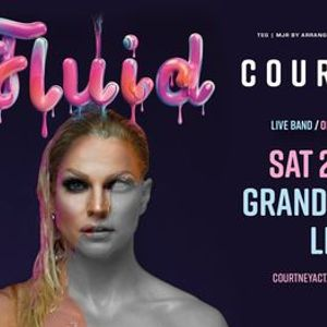 Courtney Act - Liverpool