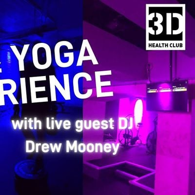 HIIT & Yoga Experience with Live DJ