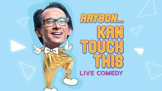 Raybon ... Kan Touch This, 30 October | Event in Palmerston North | AllEvents.in