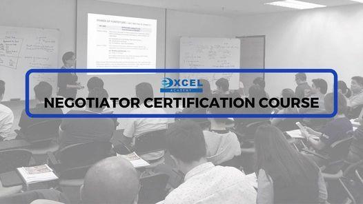 2 Days Negotiator Certification Course, 6 September | Event in Petaling Jaya | AllEvents.in