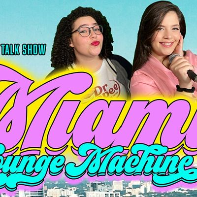 Saturday Gigantic Comedy show featuring Miami Lounge Machine