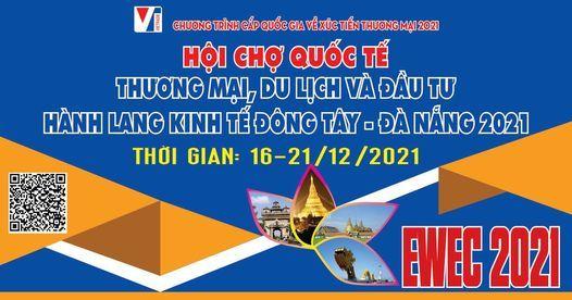 Hội chợ EWEC Đà Nẵng 2021, 11 November   Event in Sanhu Dao   AllEvents.in