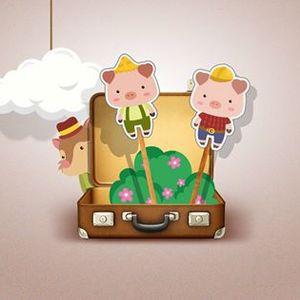 Walizkowy teatrzyk lalkowy  warsztaty dla rodzin z dziemi