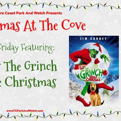 Friday Drive IN Movie Nights  How The Grinch Stole Christmas