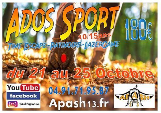 APASH - Stage Ado Sport
