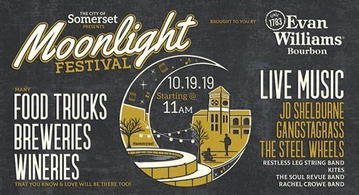 City of Somersets Moonlight Festival at Somerset
