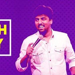 Pratyush Chaubey Live in Thane