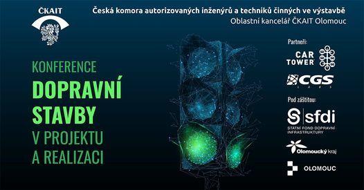 Konference dopravní stavby v projektu a realizaci 2021   Event in Olomouc   AllEvents.in