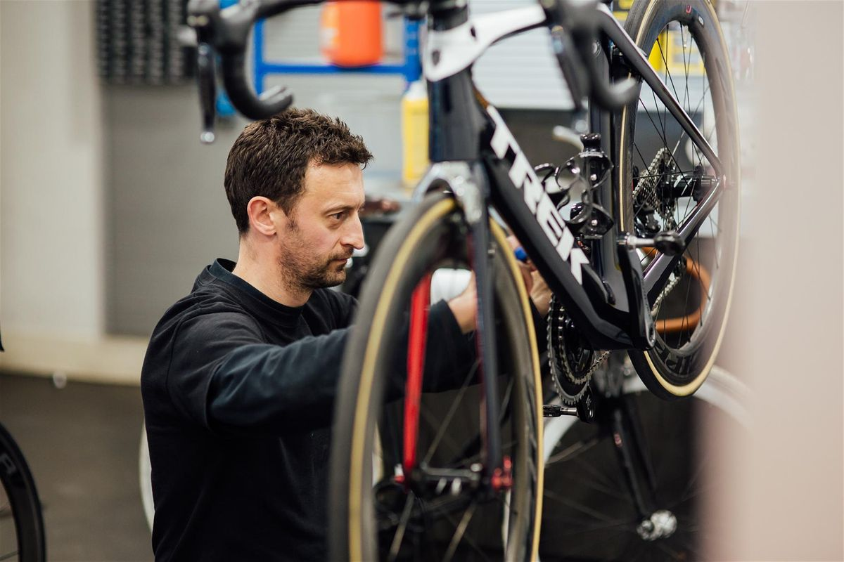 Sigma Sports Workshop Mechanics Course 21032020