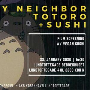 My Neighbor Totoro  Sushi