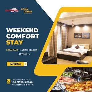 Weekend Escape from your daily hustle and bustle