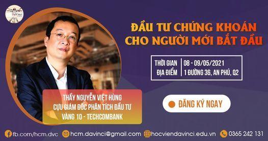 ĐẦU TƯ CHỨNG KHOÁN CHO NGƯỜI MỚI BẮT ĐẦU | Event in Ho Chi Minh City | AllEvents.in