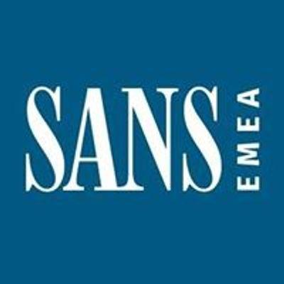 SANS Institute, EMEA
