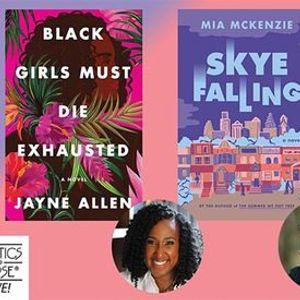 P&P Live Jayne Allen Mia McKenzie and LaTanya McQueen In Converstion