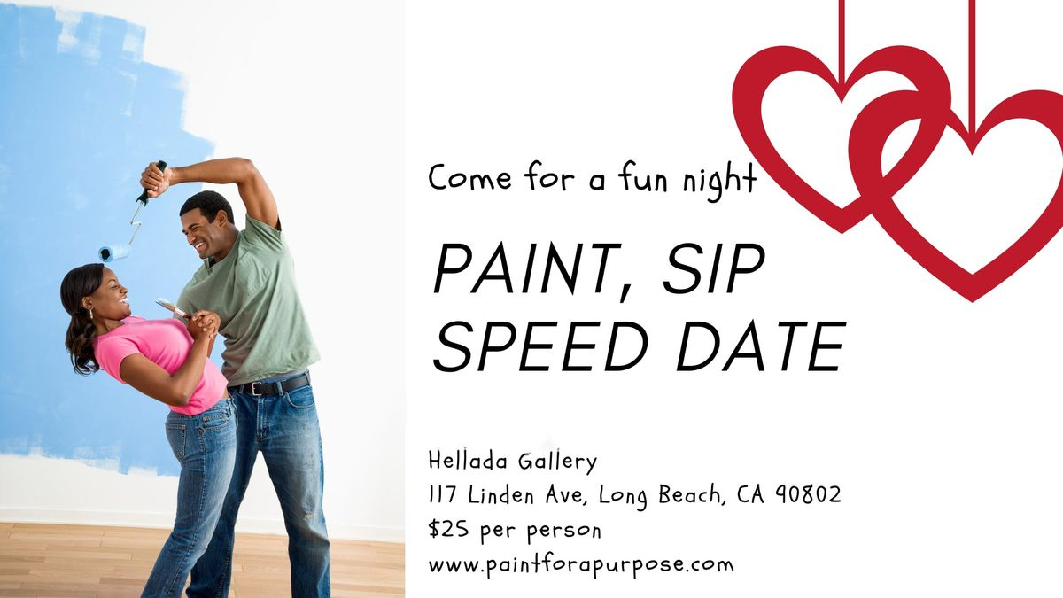 Speed Dating w pobliżu Long Beach ca