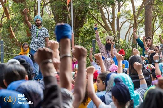 Summer Camp Festival 2020.Sikh Youth Australias 22nd Summer Camp At Office Of Sport