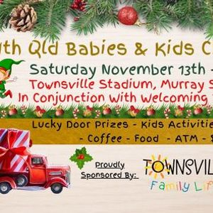 Nth Qld Babies & Kids Townsville Expo Presents Baby Welcoming Ceremony