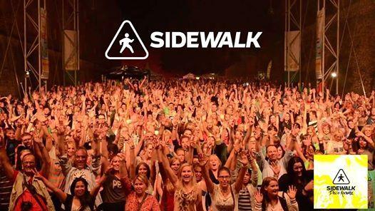 Sidewalk Disco Rockerz in Koblenz (Altstadtfest)