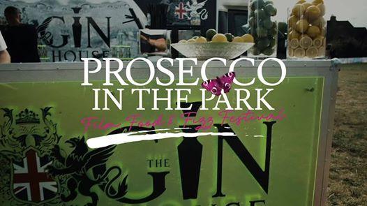 Oxford - Prosecco in the Park