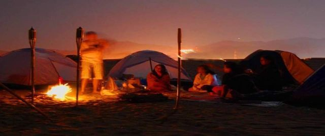 1 Night Camping Trip to Kund Malir Beach, 23 January | Event in Karachi | AllEvents.in