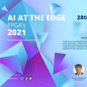 AI AT THE EDGE (FPGAs)