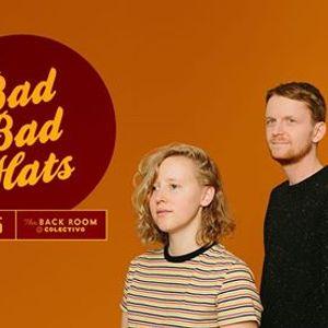 Bad Bad Hats at the Back Room at Colectivo