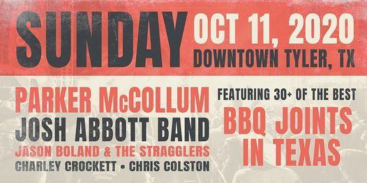 Red Dirt BBQ & Music Festival 2020