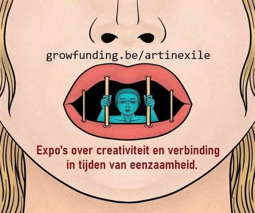 Expo ART IN EXILE Kazematten Ieper | Event in Poperinge | AllEvents.in