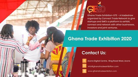Ghana Trade Exhibition - GTE 2020