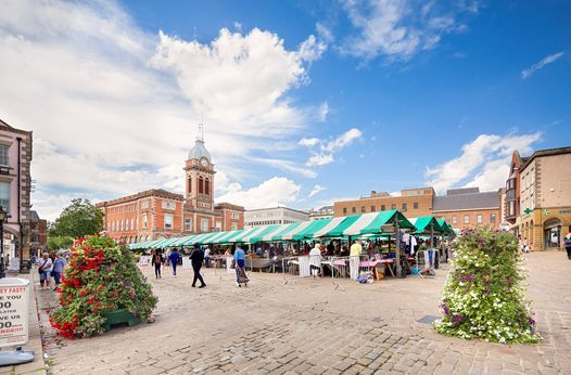 Chesterfield Open Air Market, 27 August | Event in Chesterfield | AllEvents.in