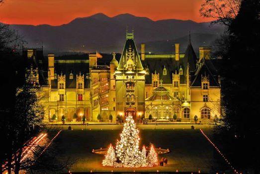 A Southern Christmas: Nashville & The Biltmore Estate at