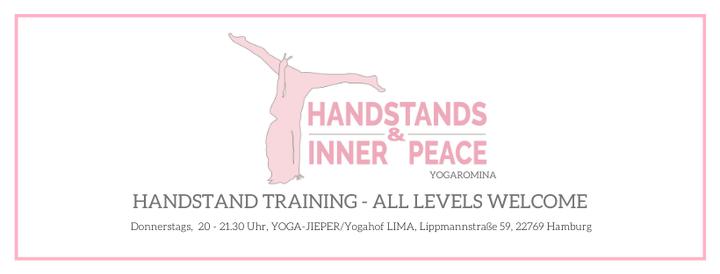 Handstands & Inner Peace - Handstand Training Indoor(All Levels) | Event in Hamburg | AllEvents.in