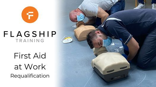 First Aid Requalification, 10 May   Event in Peterborough   AllEvents.in